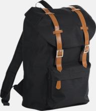 Trendiga laptopryggsäckar med reklamtryck