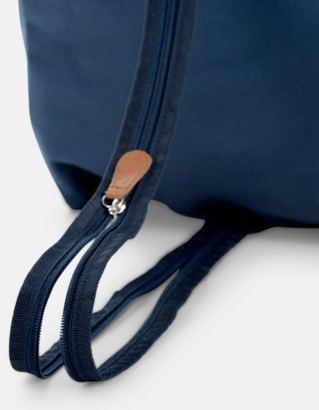 Moderna ryggsäckar med 1 eller 2 remmar - med reklamtryck