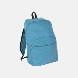 Prickiga ryggsäckar med reklamtryck