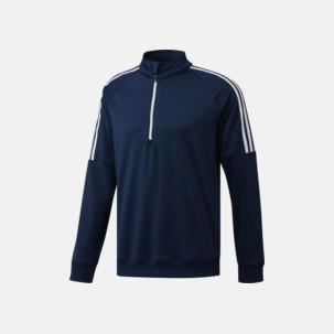 Klassiska Adidas-tröjor med reklamtryck