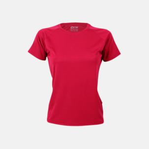 Sport t-shirts i många färger - med reklamtryck