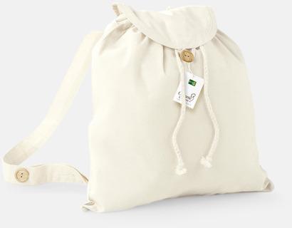 Natur Organiska ryggsäckar med tryck