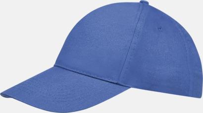 Royal Blue (vuxen) Kepsar för vuxna & barn - med reklamlogo