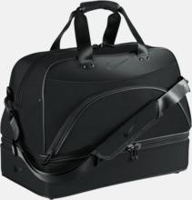 Sport- & resväska från Nike med reklamtryck