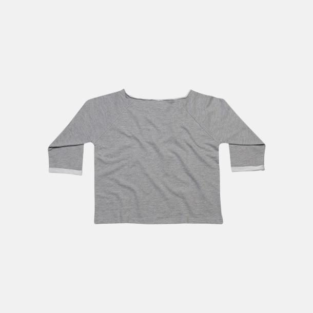 Eko 80-tals tröjor med reklamtryck