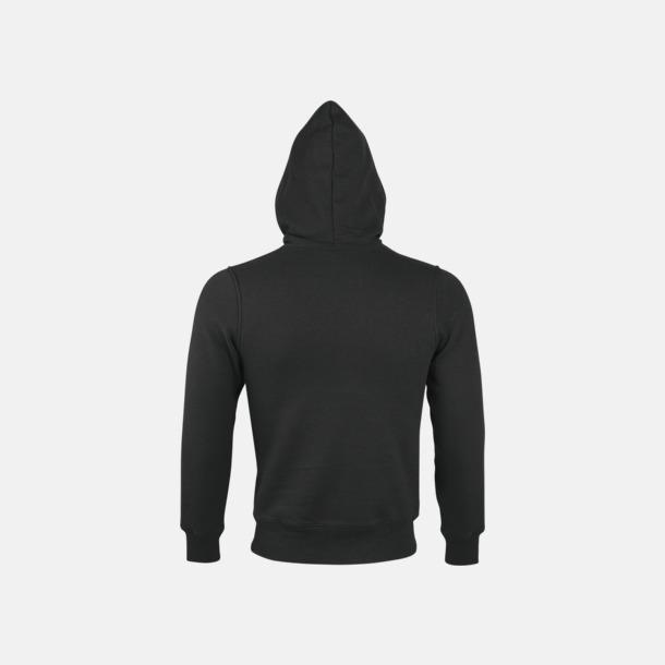 Sherpafodrade hoodies med reklamtryck