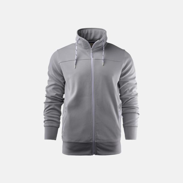 Grå 133 (herr) Sporttröjor med reklamtryck