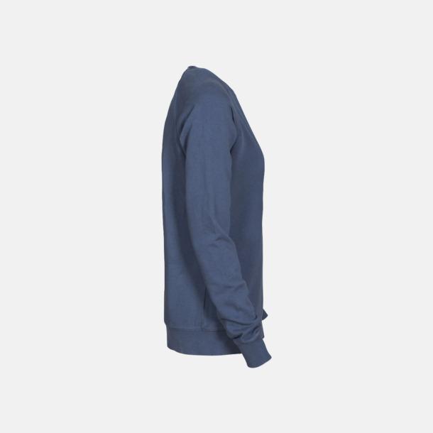 Premium collegetröjor med reklamtryck