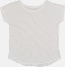 Stora eko dam t-shirts med reklamtryck