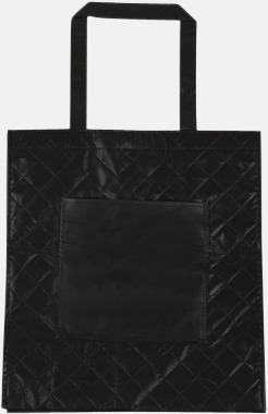 Väska i laminerad non-woven med reklamtryck