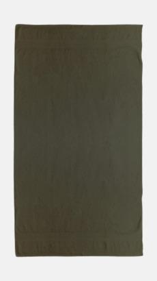 Chocolate Billiga handdukar med egen logga