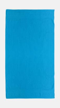 Aqua Billiga handdukar med egen logga
