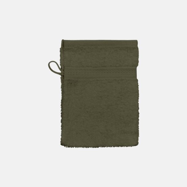 Chocolate (handske) Billiga handdukar med egen logga