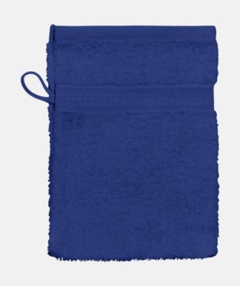 Navy (Handske) Billiga handdukar med egen logga