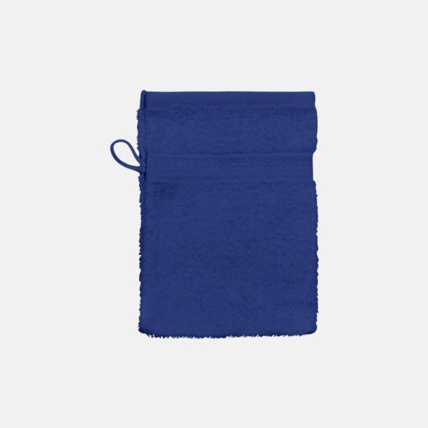 Marinblå (handske) Billiga handdukar med egen logga