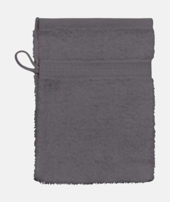 Grå (Handske) Billiga handdukar med egen logga