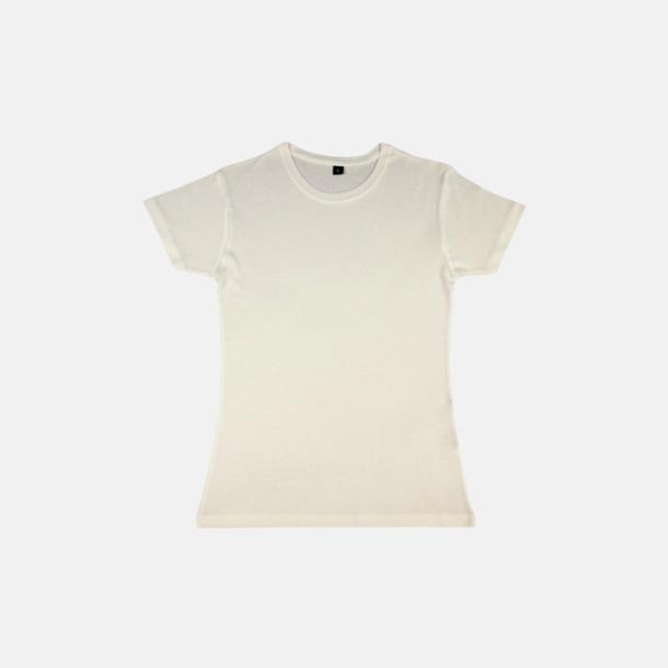 Papyrus (dam) Eko t-shirts i viskos- & bomullsblandning med reklamtryck