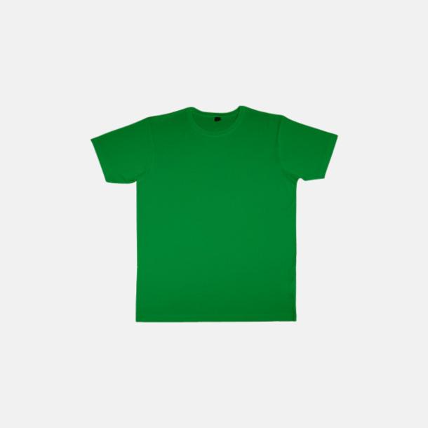 Kelly Green (herr) Eko t-shirts i viskos- & bomullsblandning med reklamtryck