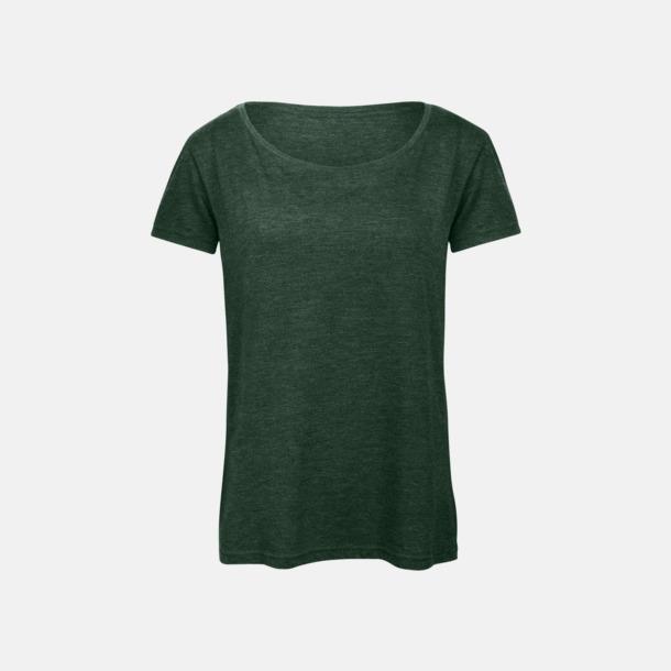 Heather Forest (dam) Triblend t-shirts i dam & herr - med reklamtryck