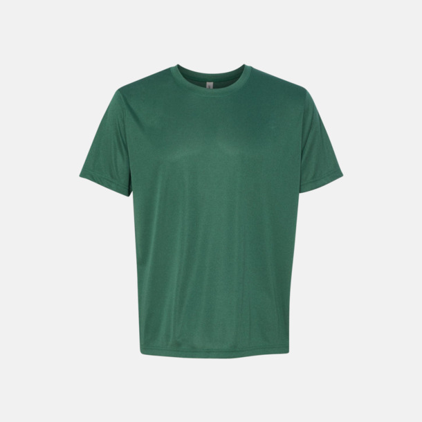 Heather Forest (unisex) Kortärmade funktions t-shirts med reklamtryck