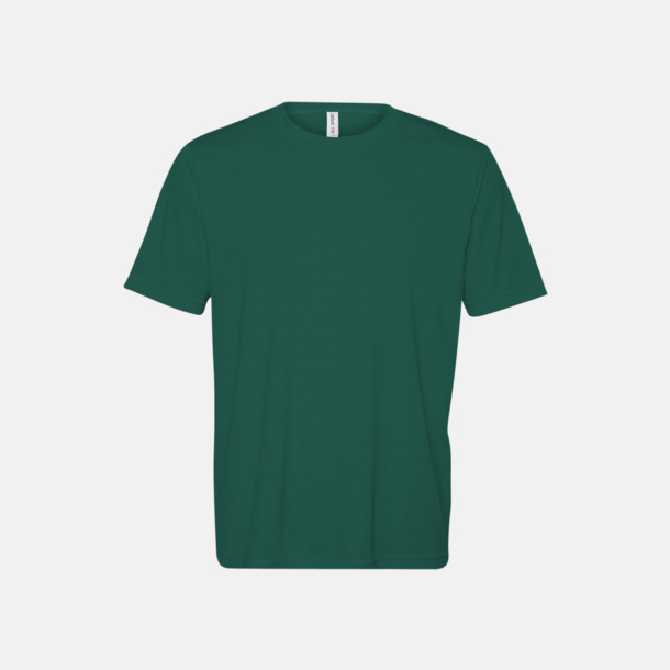 Sport Forest (unisex) Kortärmade funktions t-shirts med reklamtryck