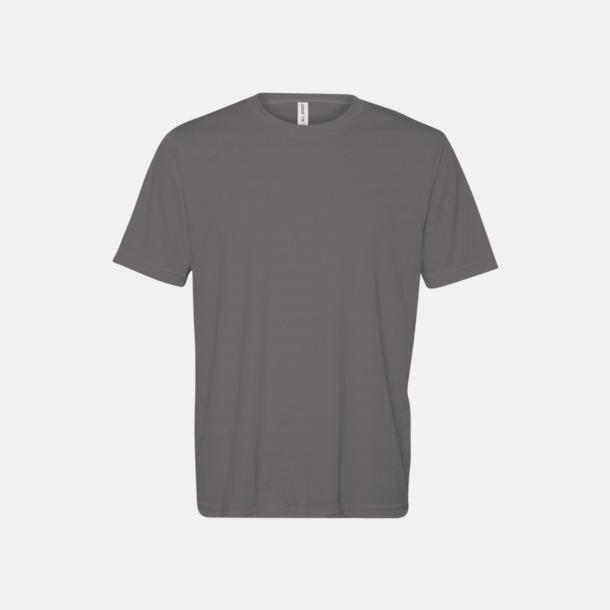 Sport Graphite (unisex) Kortärmade funktions t-shirts med reklamtryck