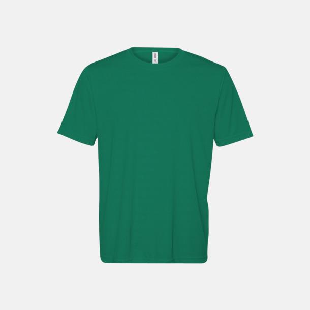 Sport Kelly (unisex) Kortärmade funktions t-shirts med reklamtryck