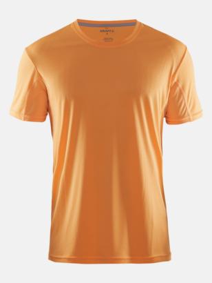 Sprint (herr) Funktions t-shirt från Craft med eget reklamtryck