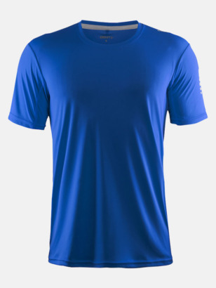 Sweden Blue (herr) Funktions t-shirt från Craft med eget reklamtryck