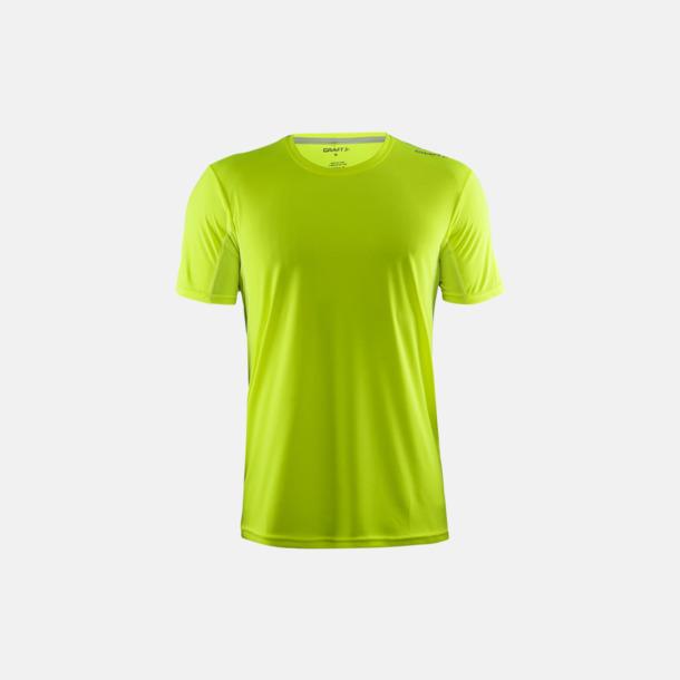 Flumino (herr) Funktions t-shirt från Craft med eget reklamtryck