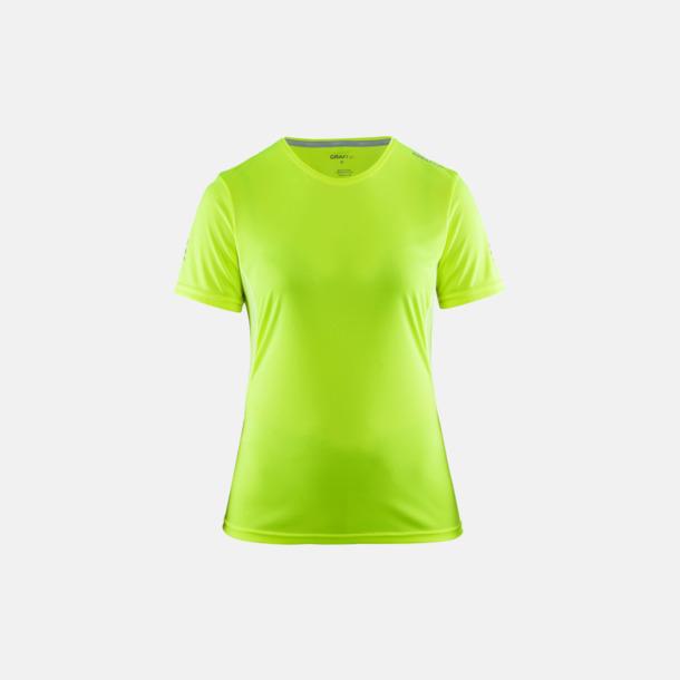 Flumino (dam) Funktions t-shirt från Craft med eget reklamtryck