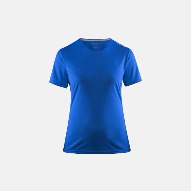Sweden Blue (dam) Funktions t-shirt från Craft med eget reklamtryck