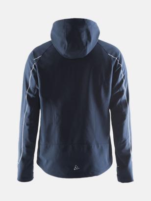 Craft softshell jackor med eget reklamtryck