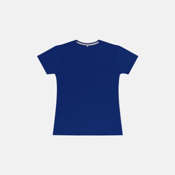 Royal (dam) Labelfria t-shirts med reklamtryck