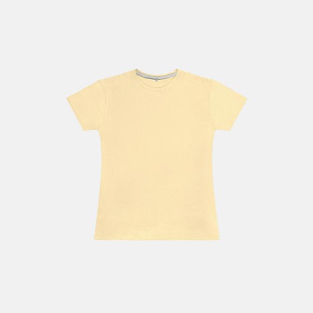 Anise Flower (dam) Labelfria t-shirts med reklamtryck