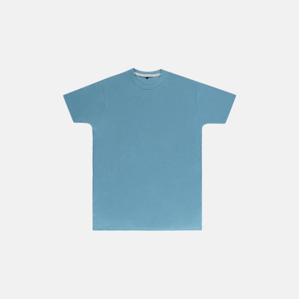 Sky (herr) Labelfria t-shirts med reklamtryck