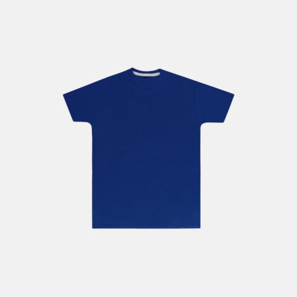 Royal (herr) Labelfria t-shirts med reklamtryck