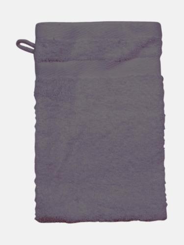 Grå (Handske) Tjocka handdukar med egen logga