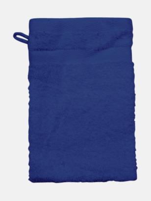 Navy (Handske) Tjocka handdukar med egen logga