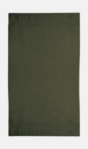 Chocolate Tjocka handdukar med egen logga