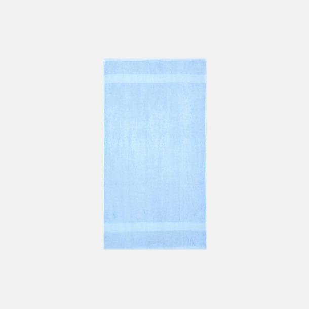 Placid Blue Lyxiga hotellhanddukar med egen logga