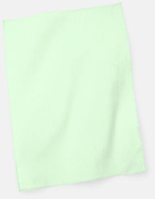 Pastel Mint Billiga kökshanddukar med reklambrodyr