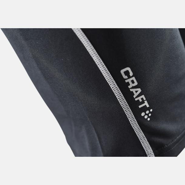 Craft-logga Craft träningsshorts med eget reklamtryck