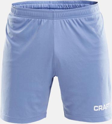 MFF Blue (herr) Matchshorts från Craft med eget reklamtryck