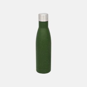 Sutairu flaskan i annorlunda designer med reklamtryck