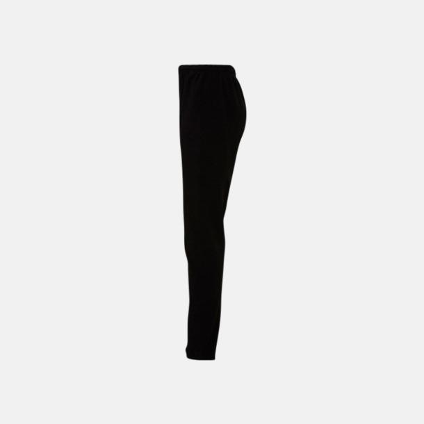 Scrunch pants i unisexmodell med reklamtryck
