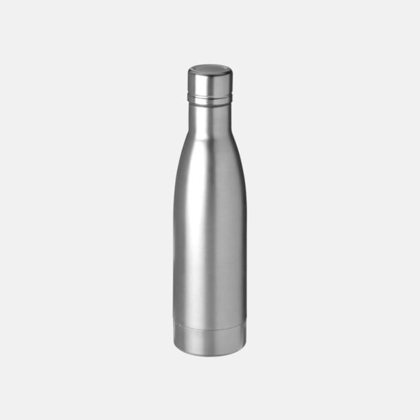 Silver Vackra termosflaskor med reklamtryck