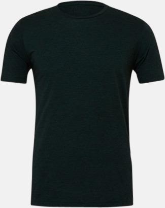 Emerald Triblend heather (unisex) T-shirts för vuxna & barn - med reklamtryck