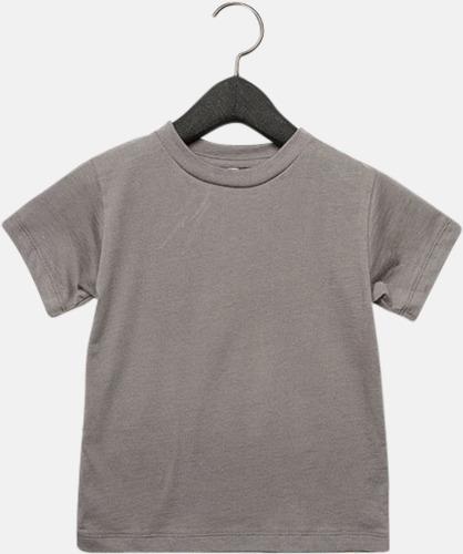 Asphalt solid (barn) T-shirts för baby, barn & ungdom - med reklamtryck