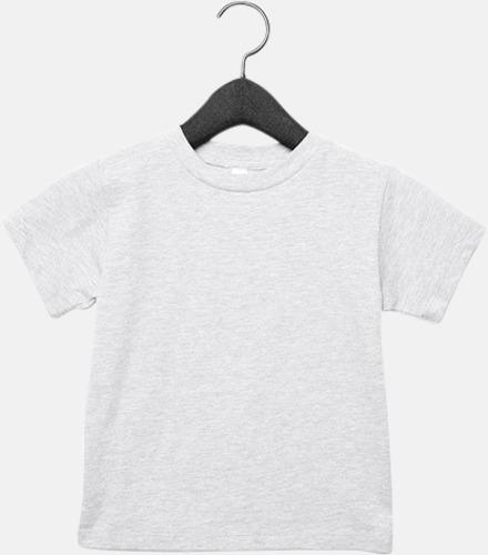 Athletic Heather (barn) T-shirts för baby, barn & ungdom - med reklamtryck
